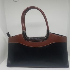 Italian leather hand bag